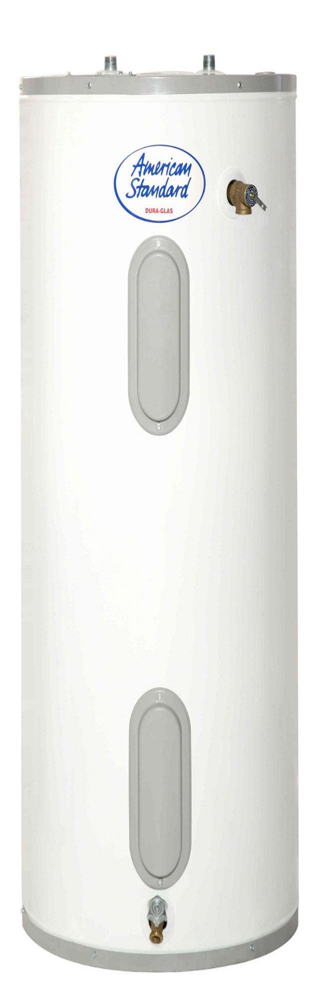 Electric Water Heater 40 Gallon American Standard Ocap Supply Web Store
