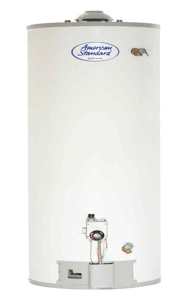 american standard 30 gallon low boy natural gas - 30 Gallon Water Heater